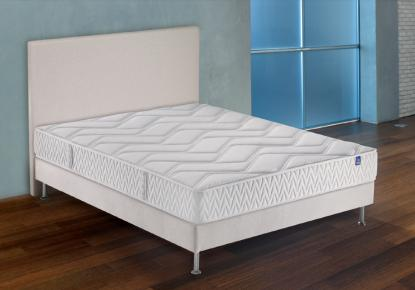 Boutique literie literie cross 682 visco merinos matelas - Merinos cross system ...