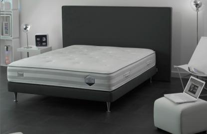 boutique literie literie platine noflip simmons matelas et sommie. Black Bedroom Furniture Sets. Home Design Ideas