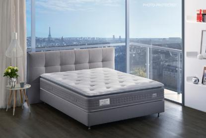 boutique literie trendy simmons matelas fixes achat de literie en. Black Bedroom Furniture Sets. Home Design Ideas